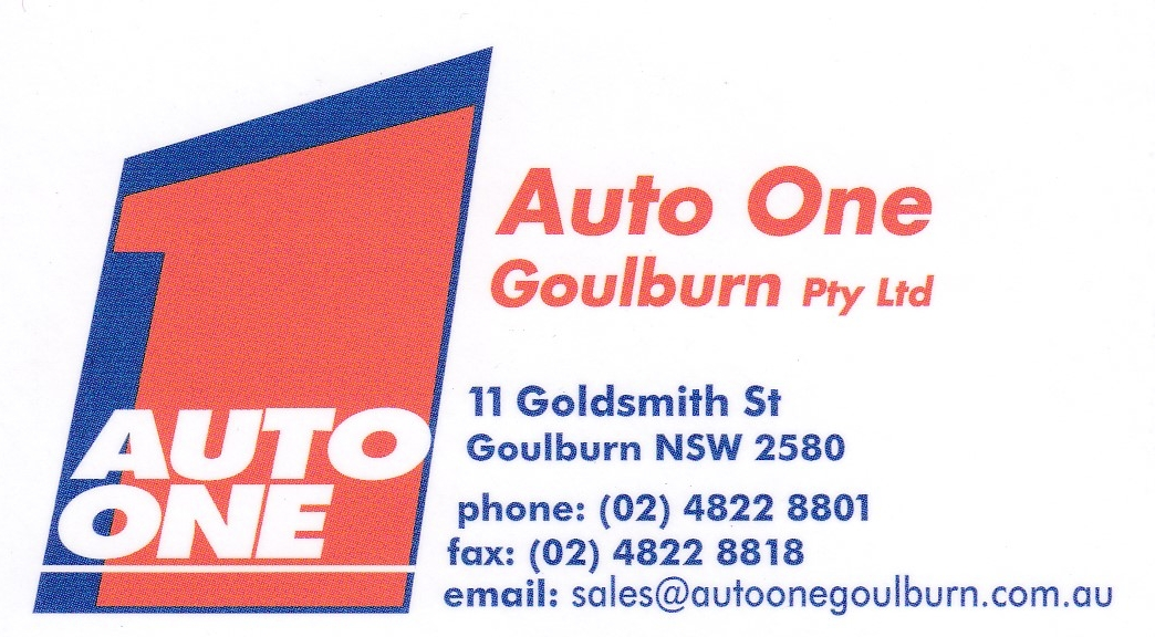 auto one log and contact info